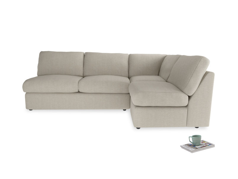 British made Chatnap modular corner sofa bed with extra storage space