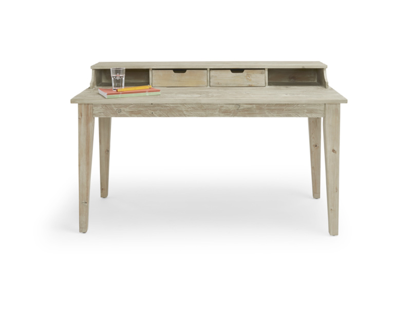 British made Rudyard vintage reclaimed home office and writing desk