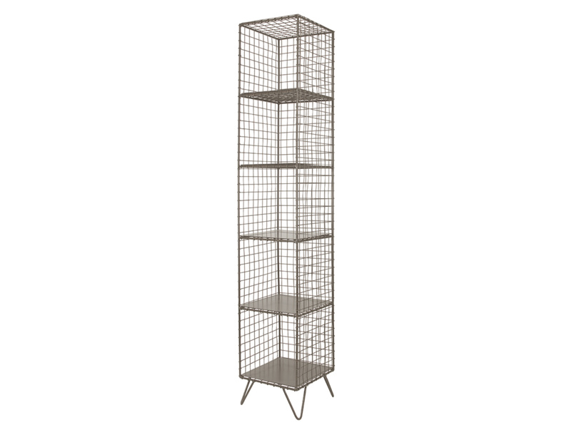 Handy study Highwire storage unit wire shelving
