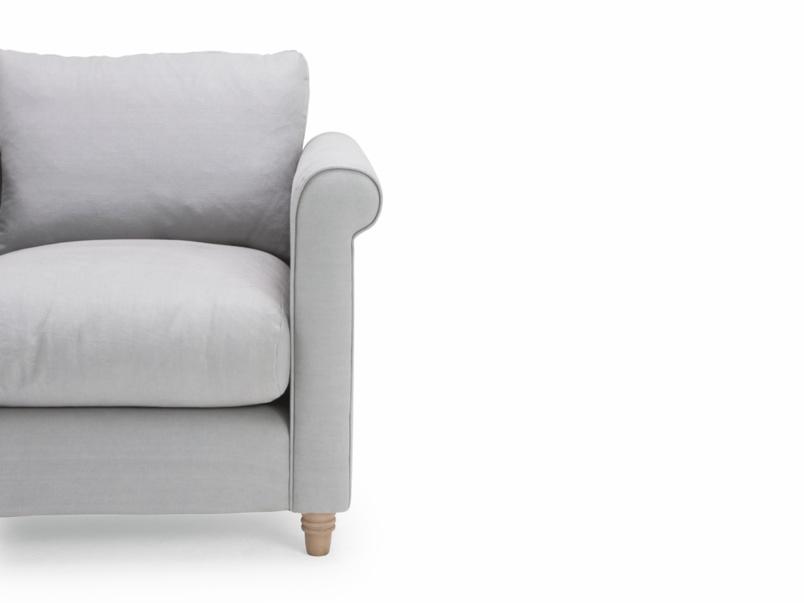 Weekender deep armchair