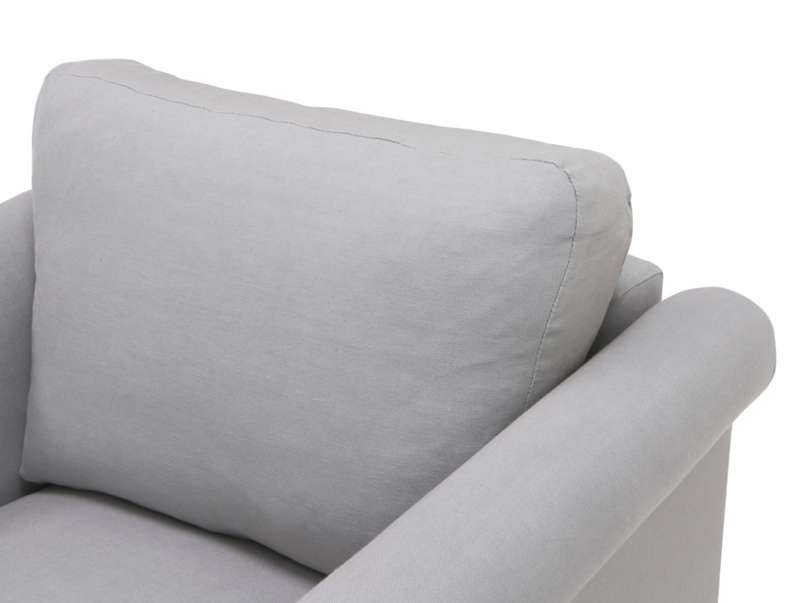 Luxury British made Weekender armchair