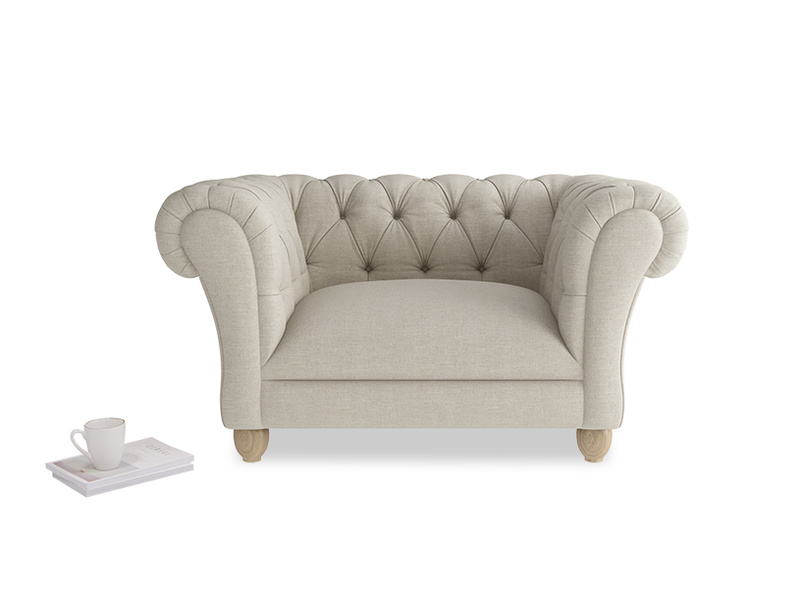 Young Bean luxury chesterfield love seat