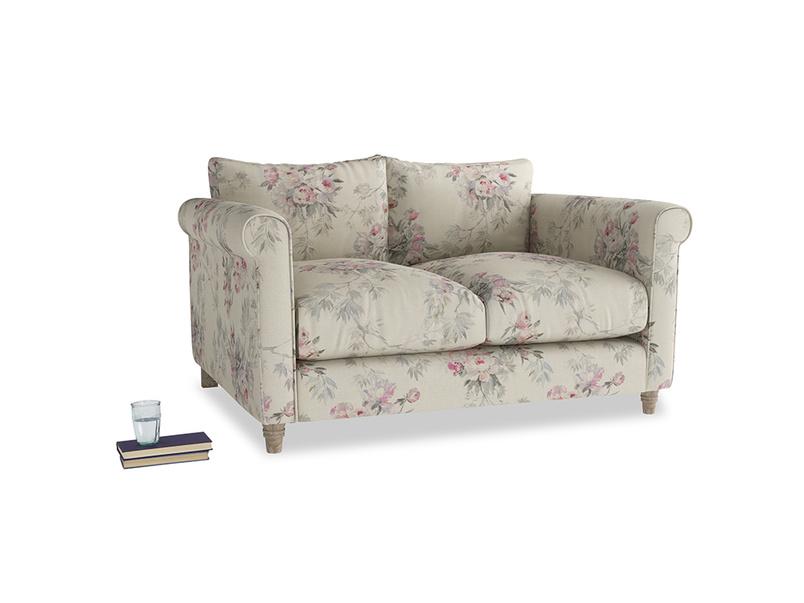 Small Weekender Sofa in Pink vintage rose