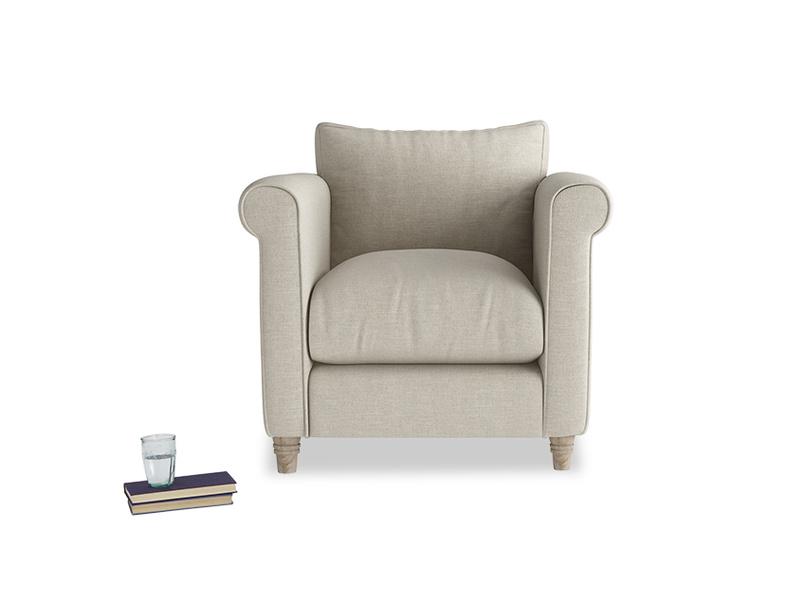 Deep Weekender armchair