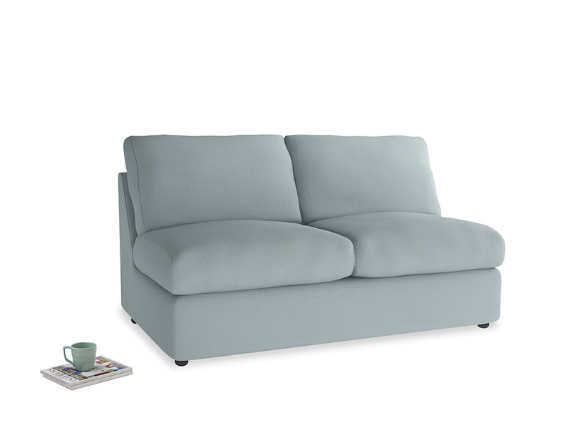Chatnap Storage Sofa in Quail's egg clever linen