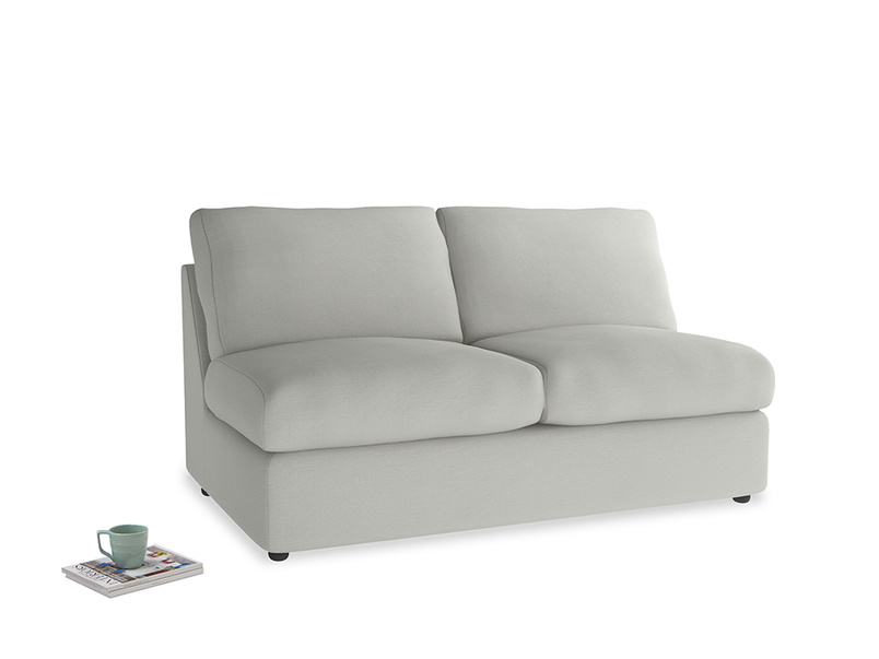 Chatnap Sofa Bed in Mineral grey clever linen
