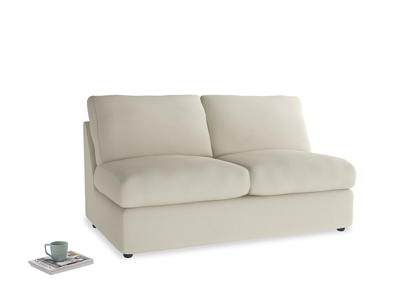 Chatnap Sofa Bed in Pale rope clever linen