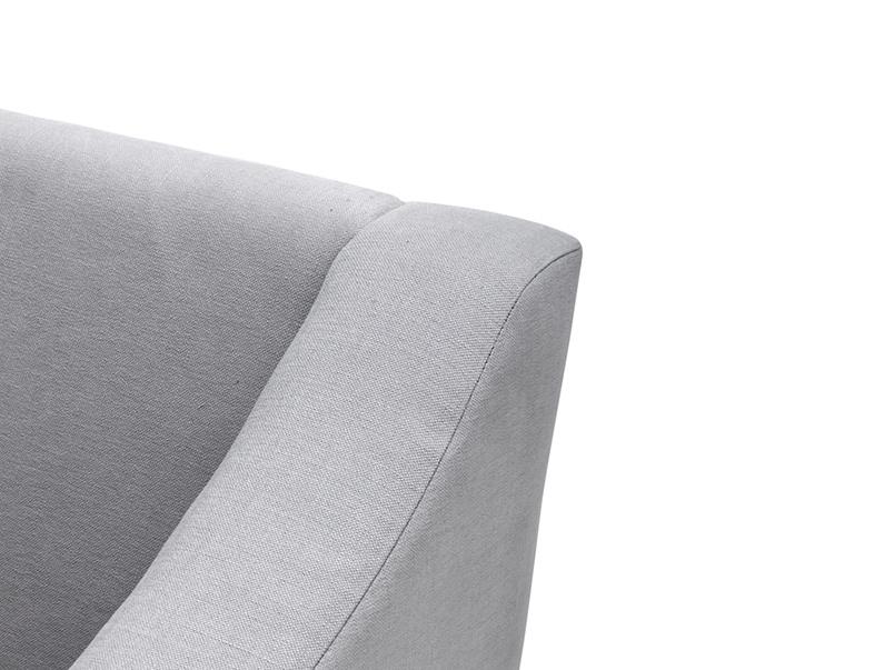 Handmade Oscar authentic snuggler and love seat