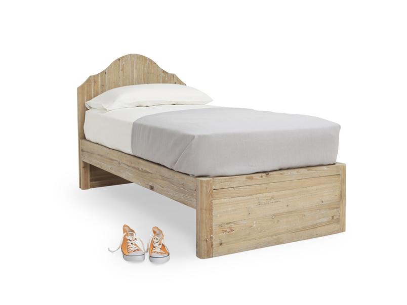 Single Greta Bed in Reclaimed Fir
