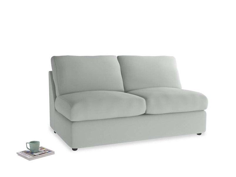 Chatnap Sofa Bed in Eggshell grey clever cotton