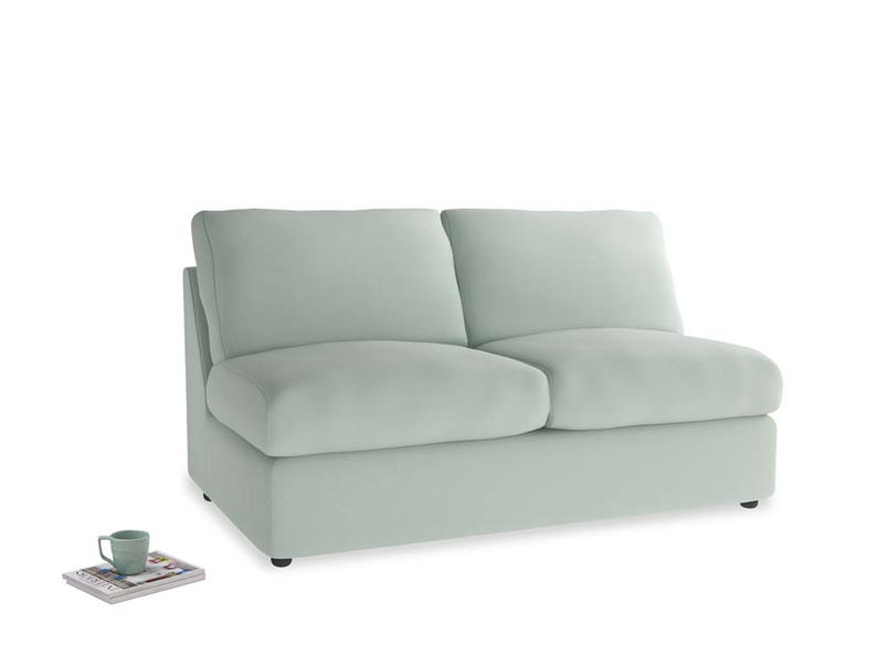 Chatnap Sofa Bed in Sea surf clever cotton