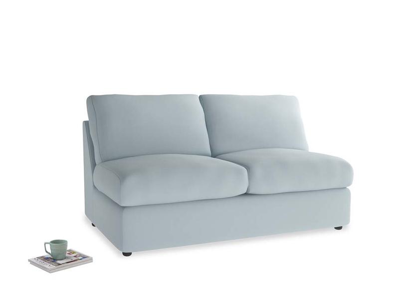 Chatnap Storage Sofa in Scandi blue clever cotton
