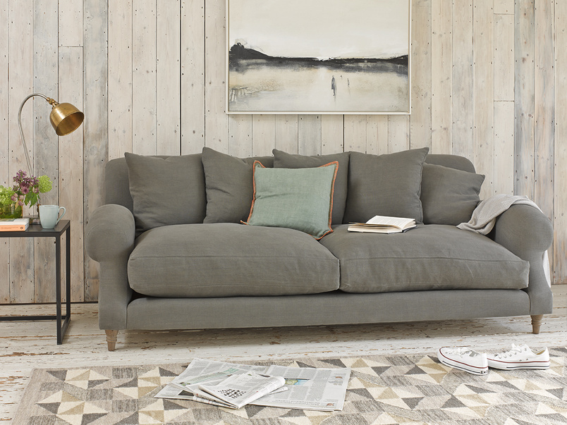 Crumpet extra deep British made sofa