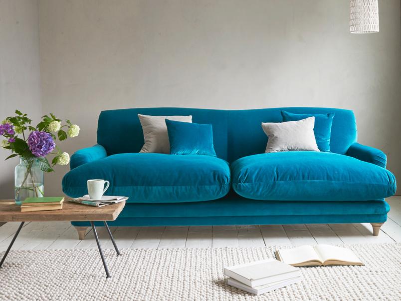 Deep and comfy Pudding sofa