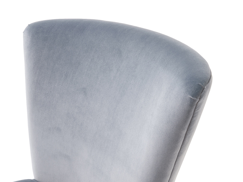 Cocktail occasional bedroom Bellini chair