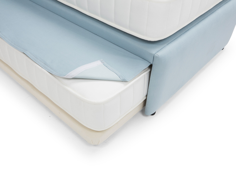 Friends hideawy mattress trundle bed
