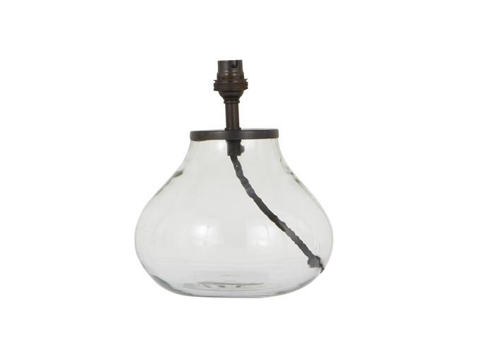 Mini Bessy glass based table lamp