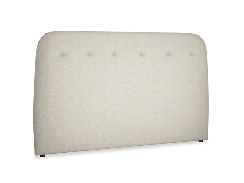 Superking Napper Headboard in Thatch house fabric