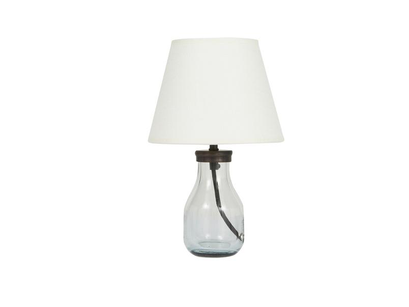 Mini Milk Bottle table lamp