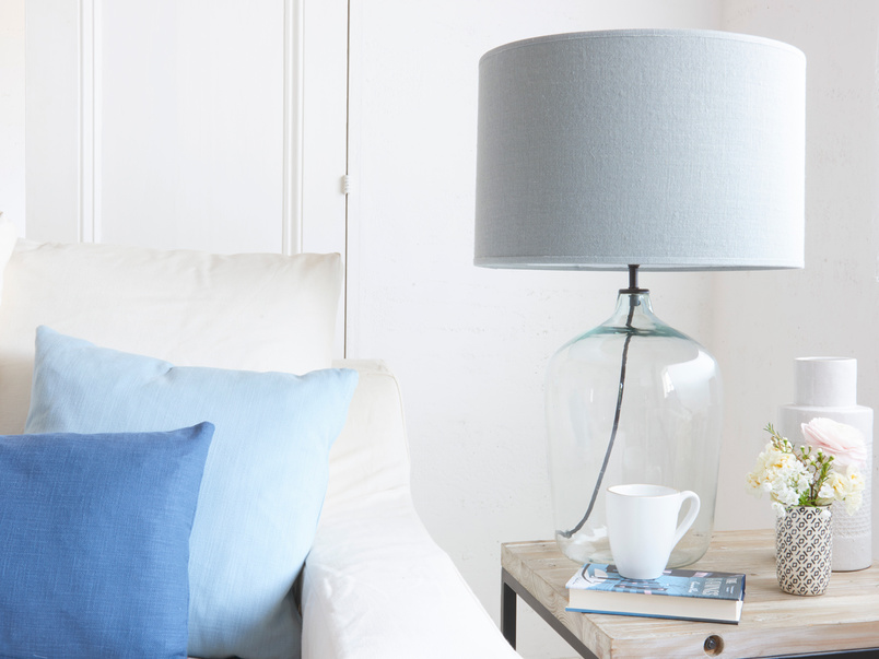 Large Flagon table lamp