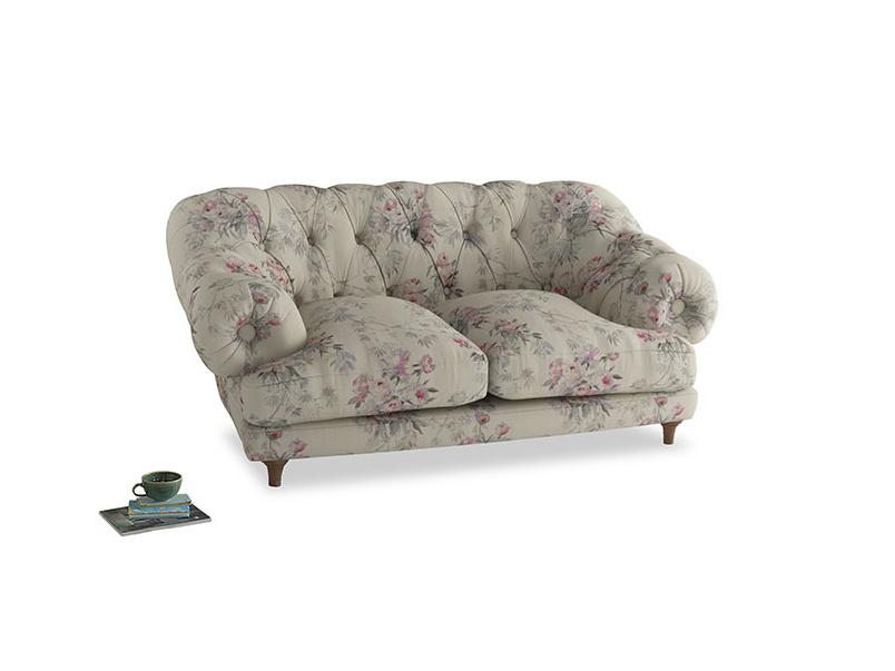 Small Bagsie Sofa in Pink vintage rose