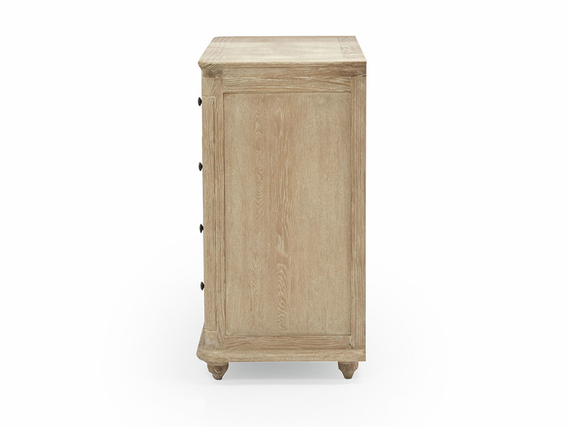 Élodie french style chest of drawers
