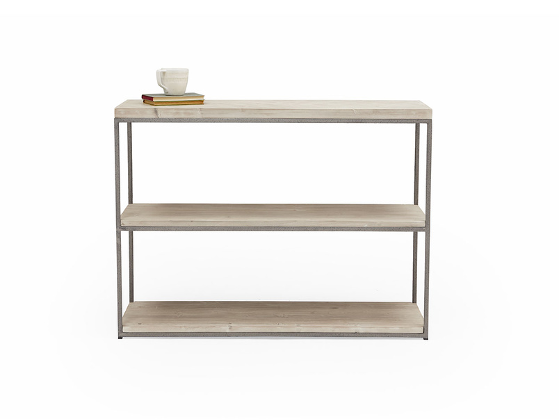 Nosy Parker console table parquet style
