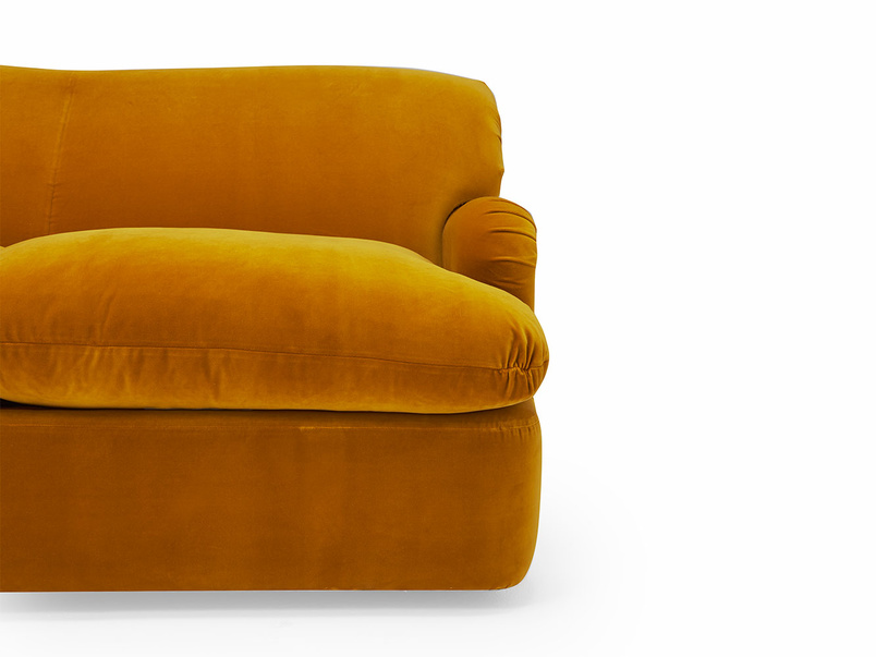 Pudding contemporary sofa bed