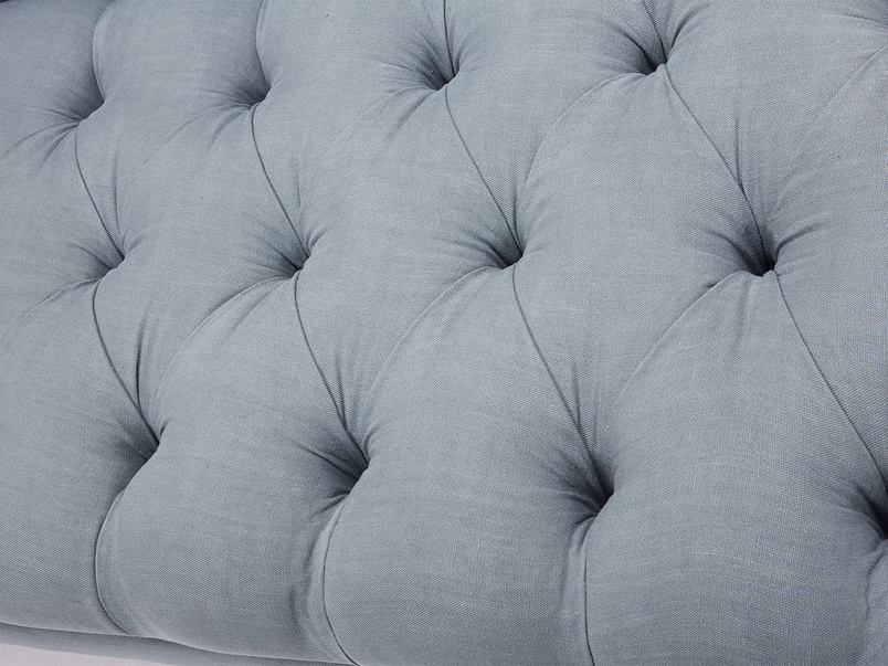 Slumber Jack button base chaise longue