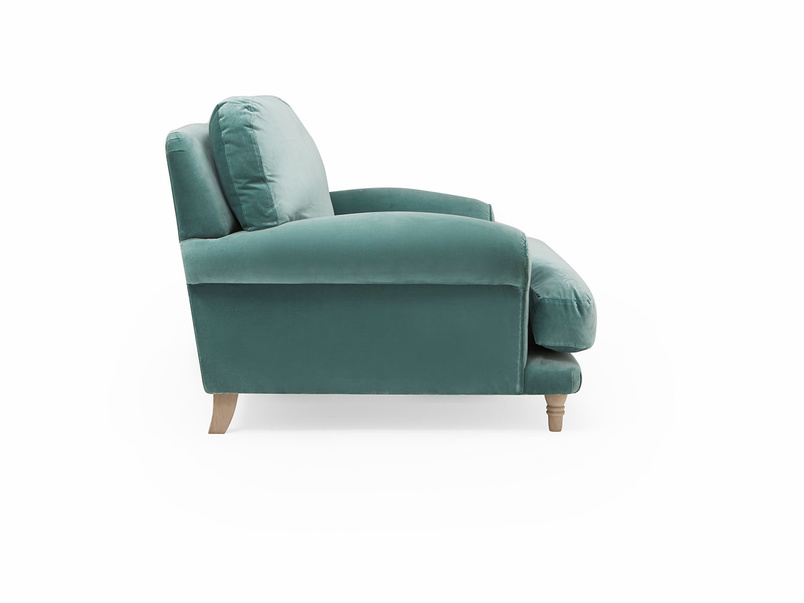 Slowcoach deep seated love seat