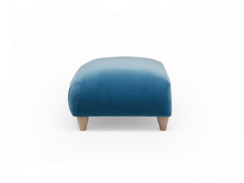 Soufflé modern footstool