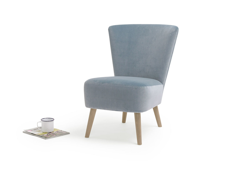 Bellini upholstered occasional chair
