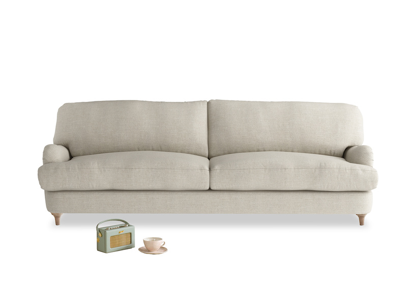 Gorgeous comfy classic handmade Jonesy sofa