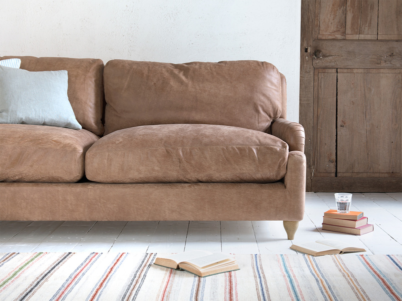 Pavlova sofa is a deep and classic British made sofa
