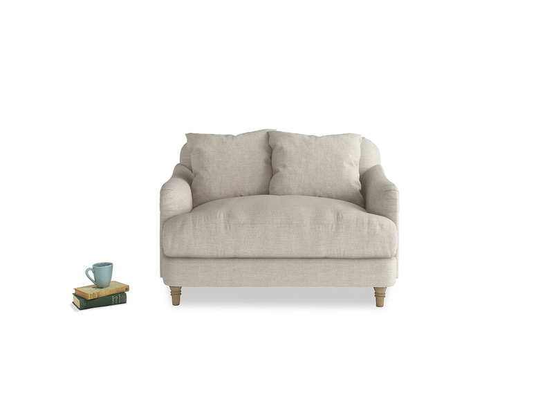 Achilles very comfy luxury snuggler sofa and love seat