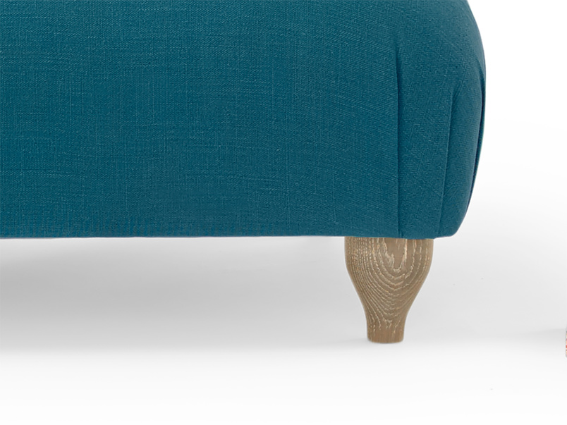 Gorgeous British made contemporary luxury extra deep and comfy Soufflè armchair