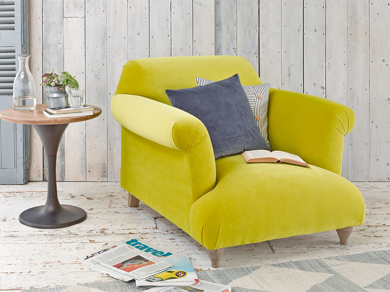 Hand made extra comdy and deep British made contemporary luxury Soufflè armchair