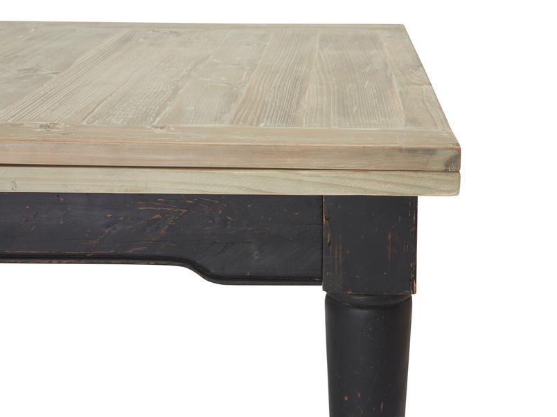 Toaster Flip Top extendable kitchen table
