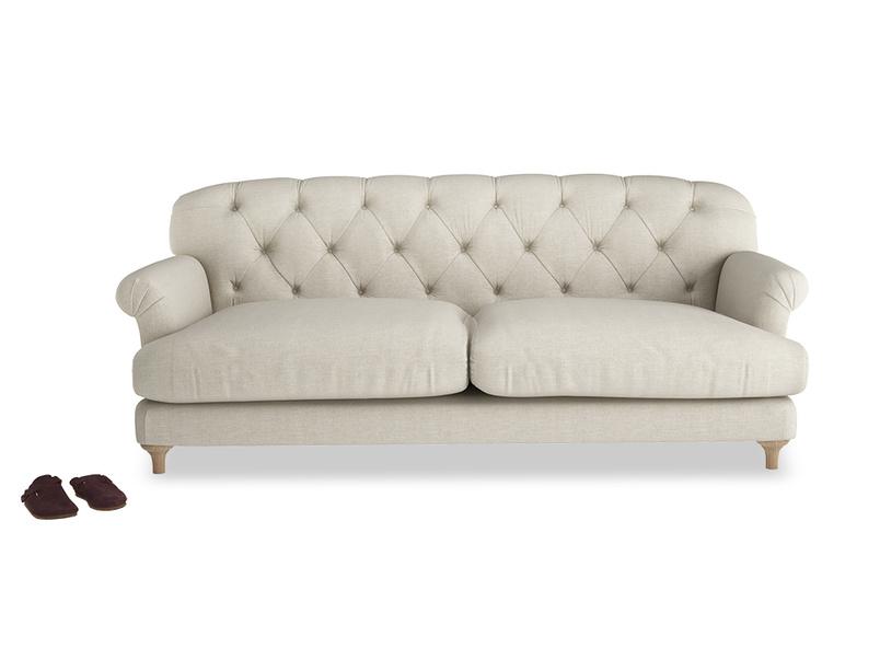 Truffle Sofa Button Back Sofa Loaf