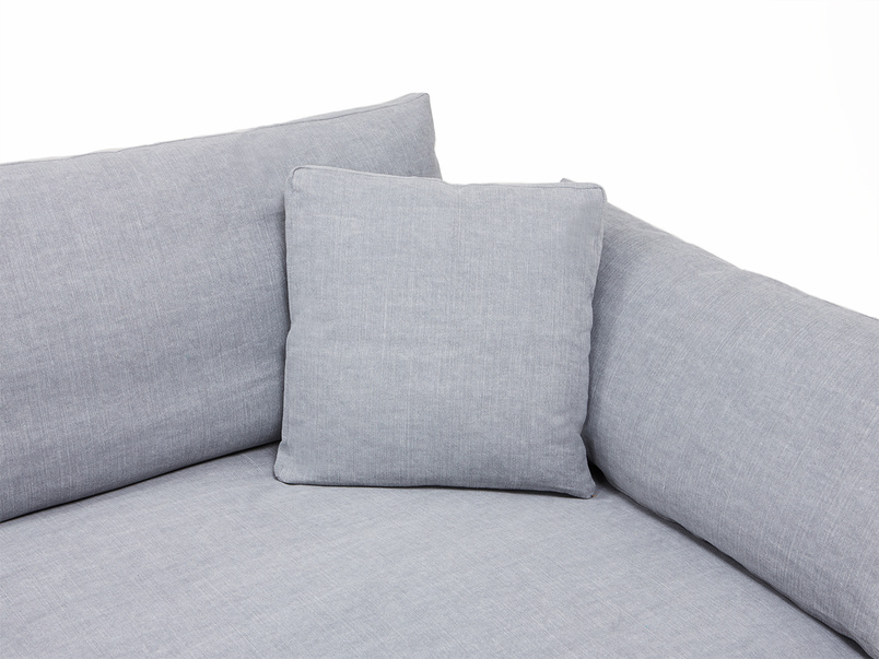 Cuddlemuffin comfy modular corner sofa