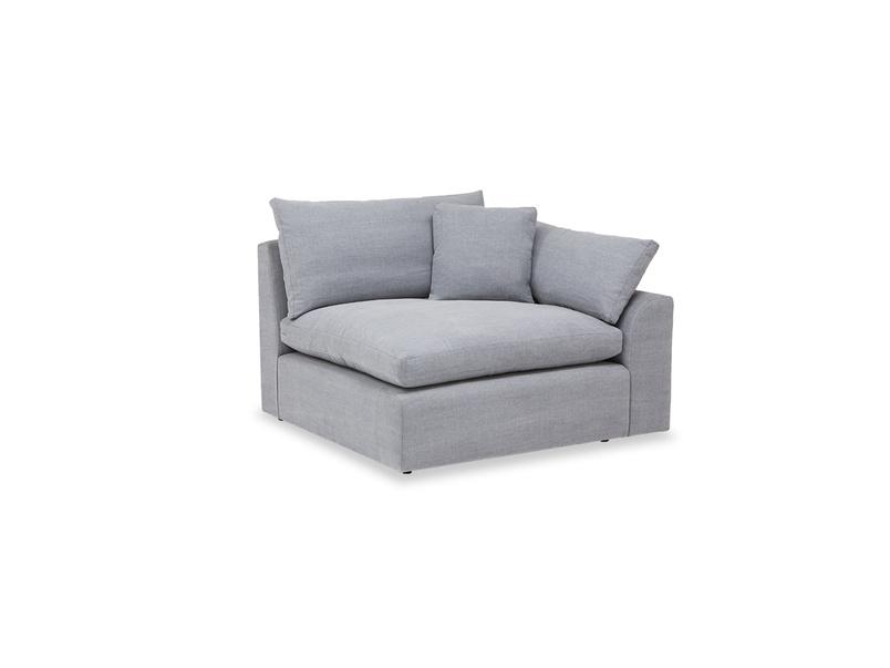 Cuddlemuffin modular corner sofa