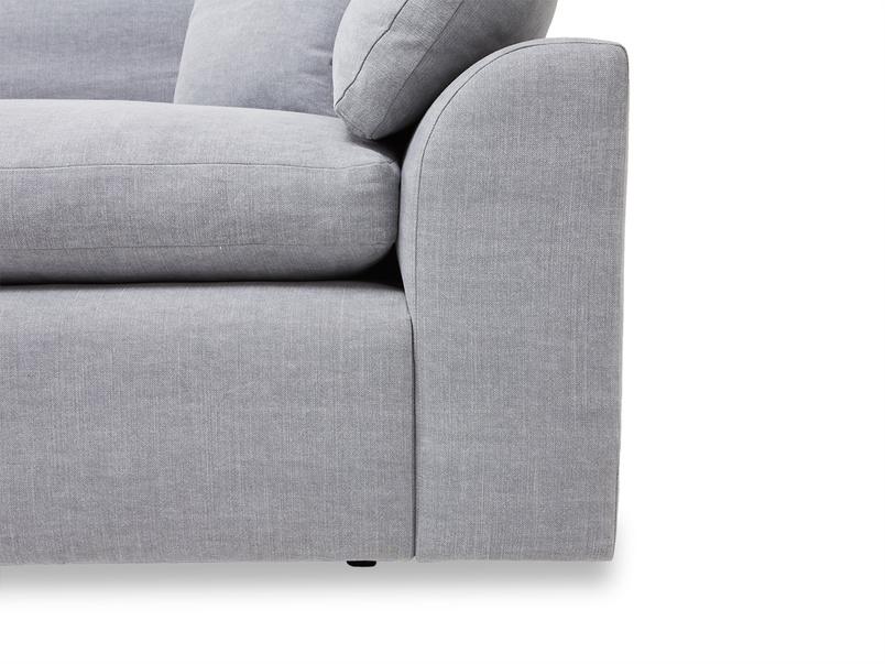 Cuddlemuffin comfy corner sofa