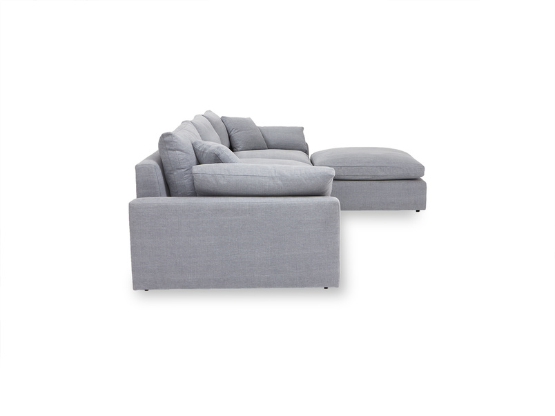 Cuddlemuffin chaise sofa