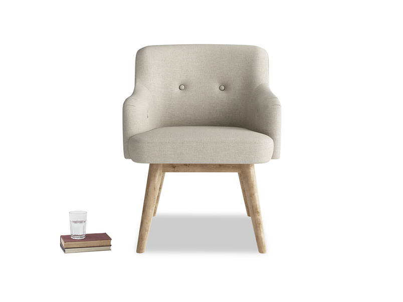 Upholstered Smudge office and desk chair