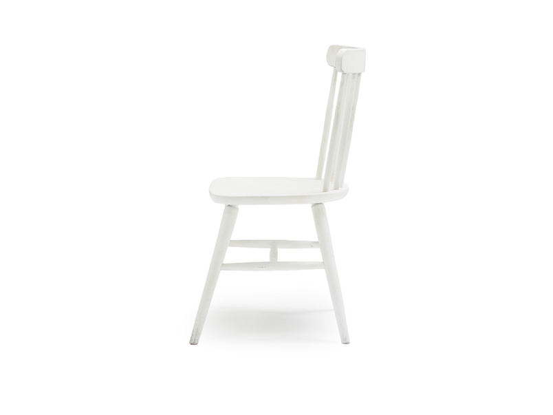 Natterbox kitchen chair in Calm White