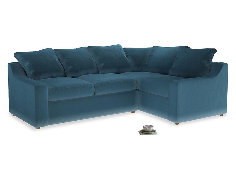 Cloud Corner Sofa Bed   Seriously Comfy   Loaf