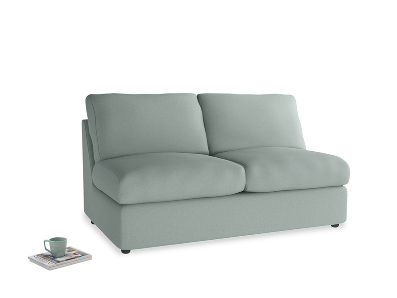 Chatnap Sofa Bed in Sea fog Clever Woolly Fabric