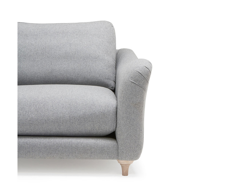 Bumpster contemporary armchair