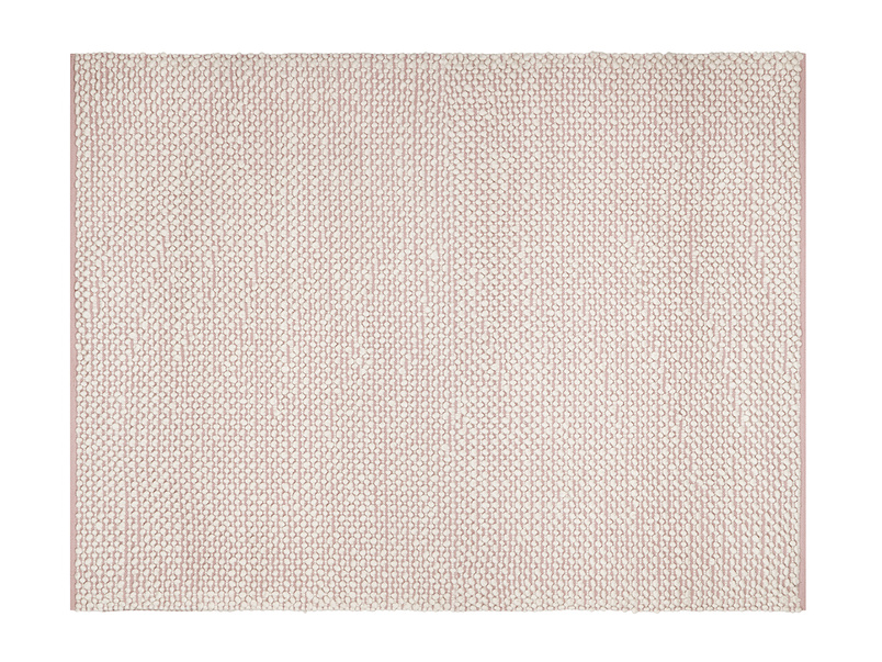 Medium Bobble In Pink rug