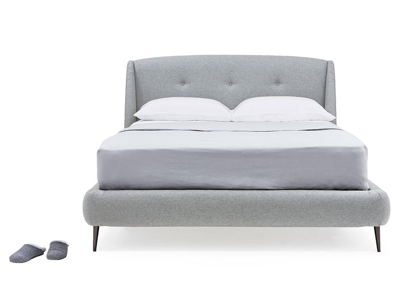 Ciao upholstered bed
